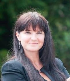 Pamela McNamara smiling