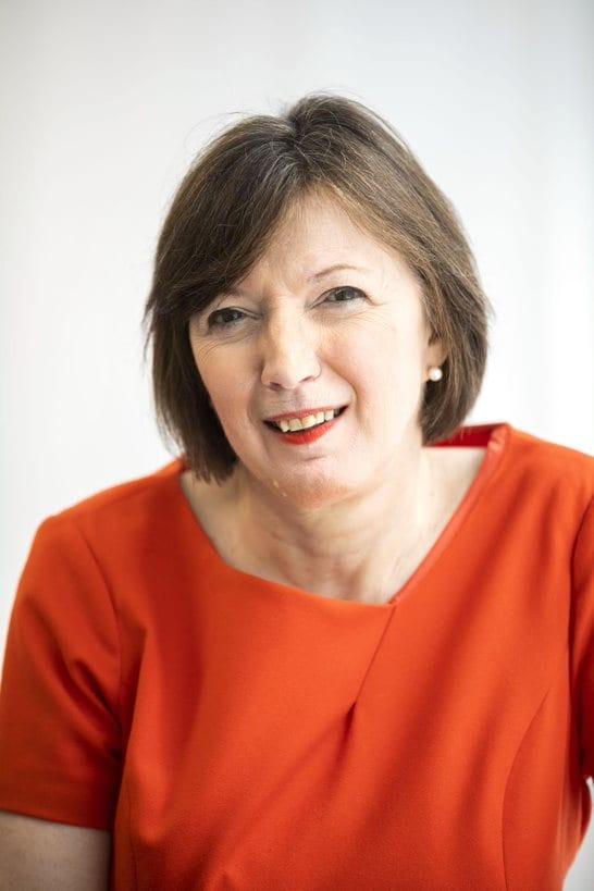 Image of Frances O'Grady