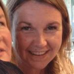 Rachel Bowering smiles